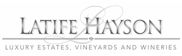 Luxury Napa Valley Real Estate Latife Hayson