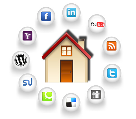 social media and home buying
