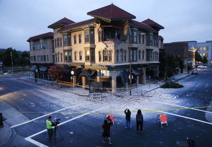 napa valley property earthquake insurance