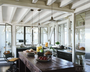 Meg Ryan's kitchen