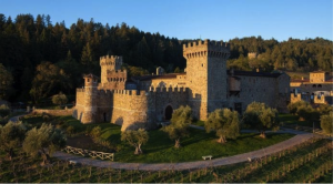 Castello di Amorosa in Calistoga