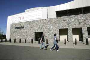 The Copia Cultural Food and Wine Center