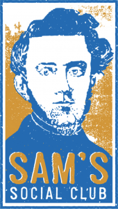 Sam's Social Club logo