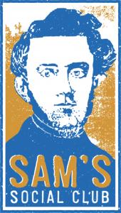 Sam's Social Club logo