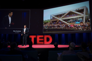 TED Talk with Marc Kushner