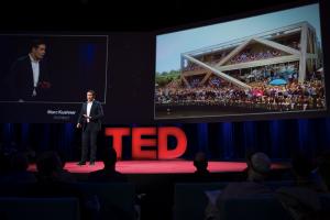 TED Talk with Marc Kushner