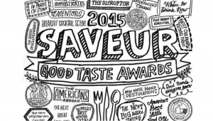 SAVEUR Magazine's Good Taste Awards 2015