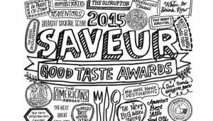 SAVEUR Magazine's Good Taste Awards 2015