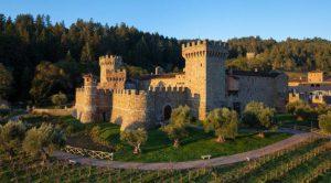 calistoga's castello di amorosa
