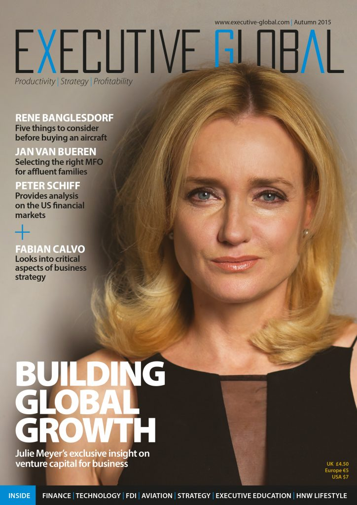 Executive Global Magazine