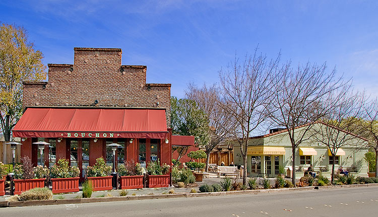 Bouchon Yountville Real Estate