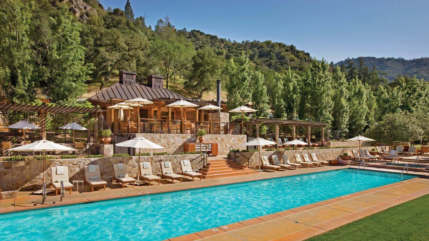Calistoga Ranch and Calistoga Real Estate by Latife Hayson