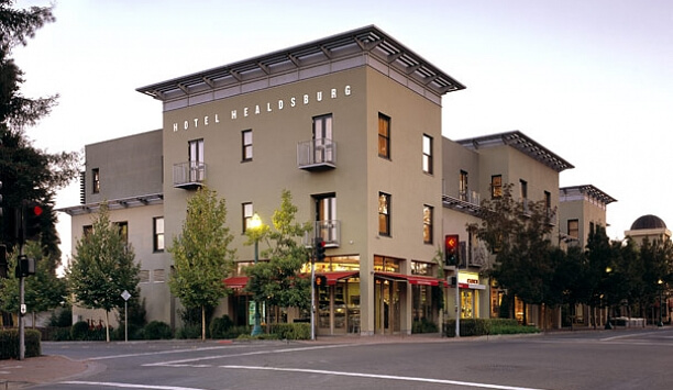 Hotel and Homes for Sale in Healdsburg CA by Latife Hayson