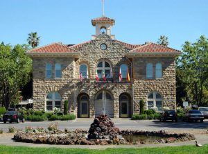 Sonoma City Hall and Homes for Sale in Sonoma CA by Latife Hayson