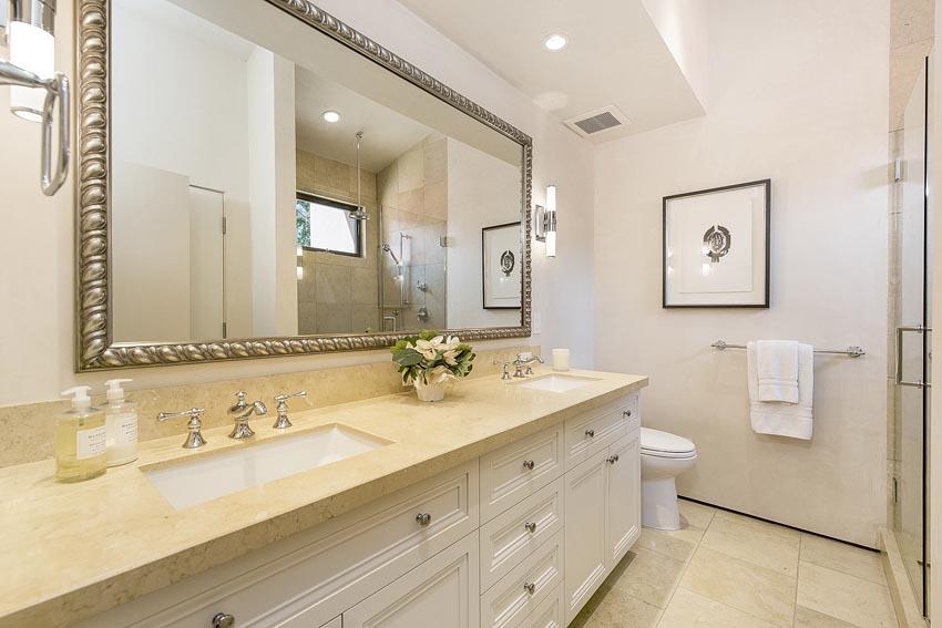 2nd Master bathroom