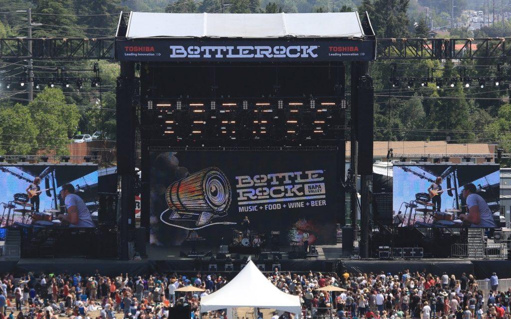 BottleRock Napa Valley Stage