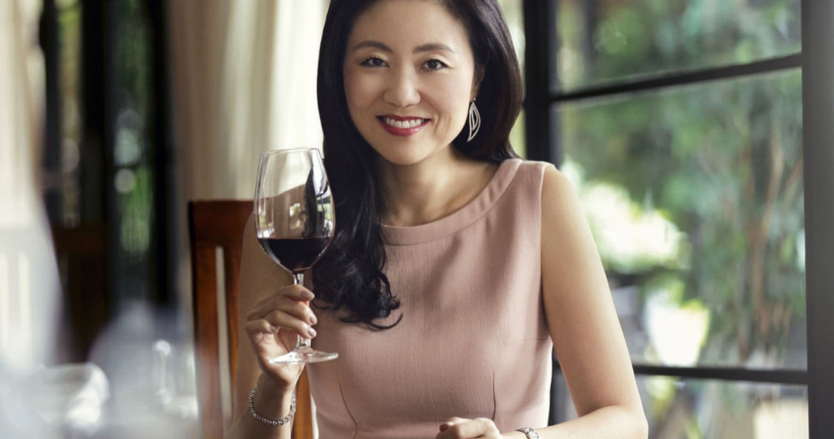 Jeannie Cho Lee Top Wine Expert
