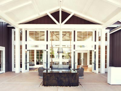 Carneros Resort and Spa Guest Reception
