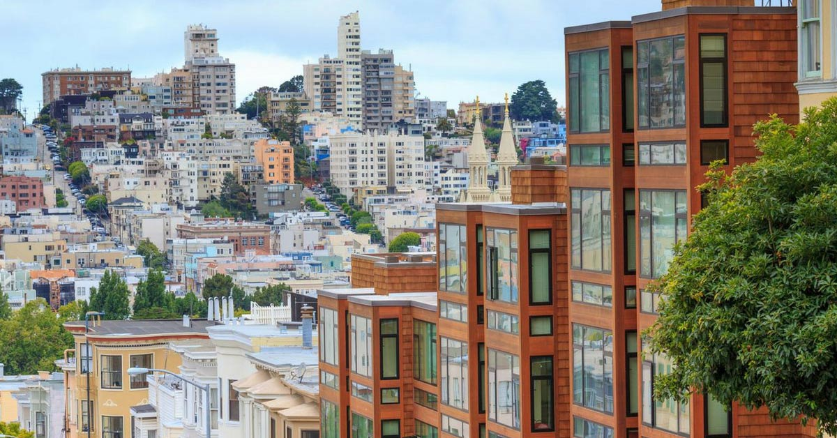Housing in California in 2018