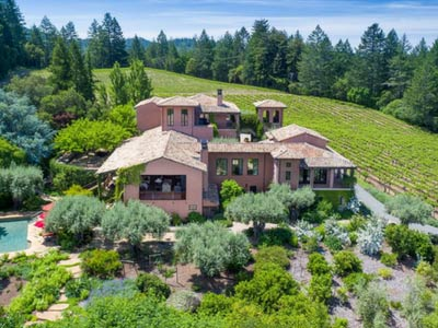 Latife Hayson's Napa Valley Real Estate Listing