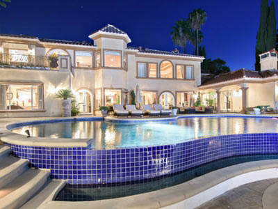 Luxury Real Estate Market in California