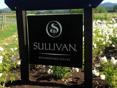 Sullivan Winery in Napa