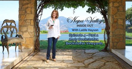 Napa Valley Inside Out Andy Beckstoffer Podcast Part 1