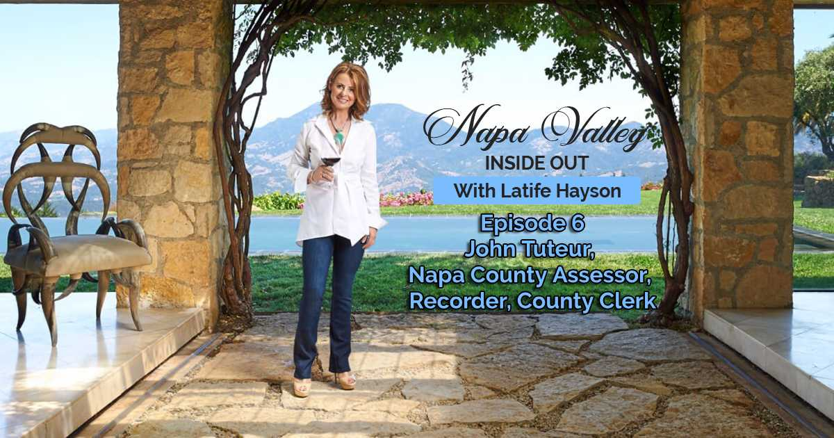 Napa Valley Inside Out John Tuteur