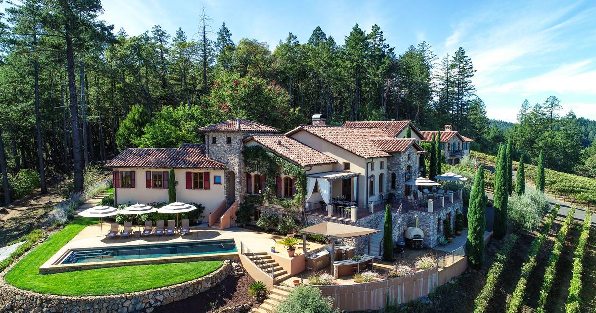 Calistoga Villa