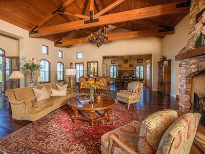 Diamond Mountain Road Calistoga Villa