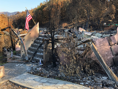 Homeowners Insurance in Fire Prone Areas