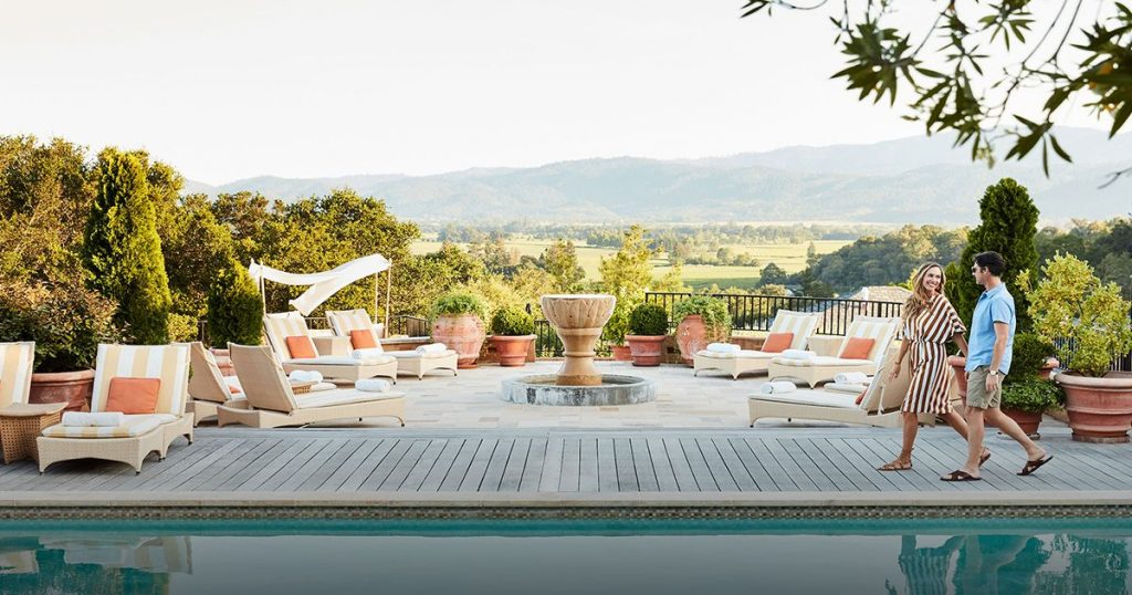 6 Best Napa Valley Resorts For Your Next Getaway