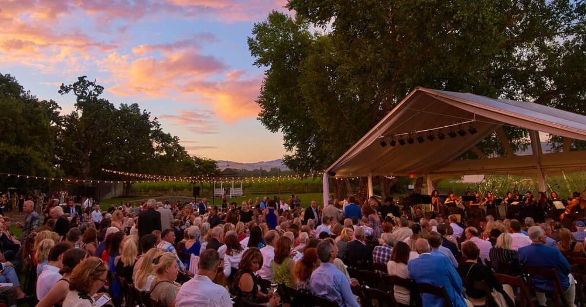 5 Napa Valley Summer Events You'll Want to Attend