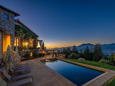 Villa in Calistoga