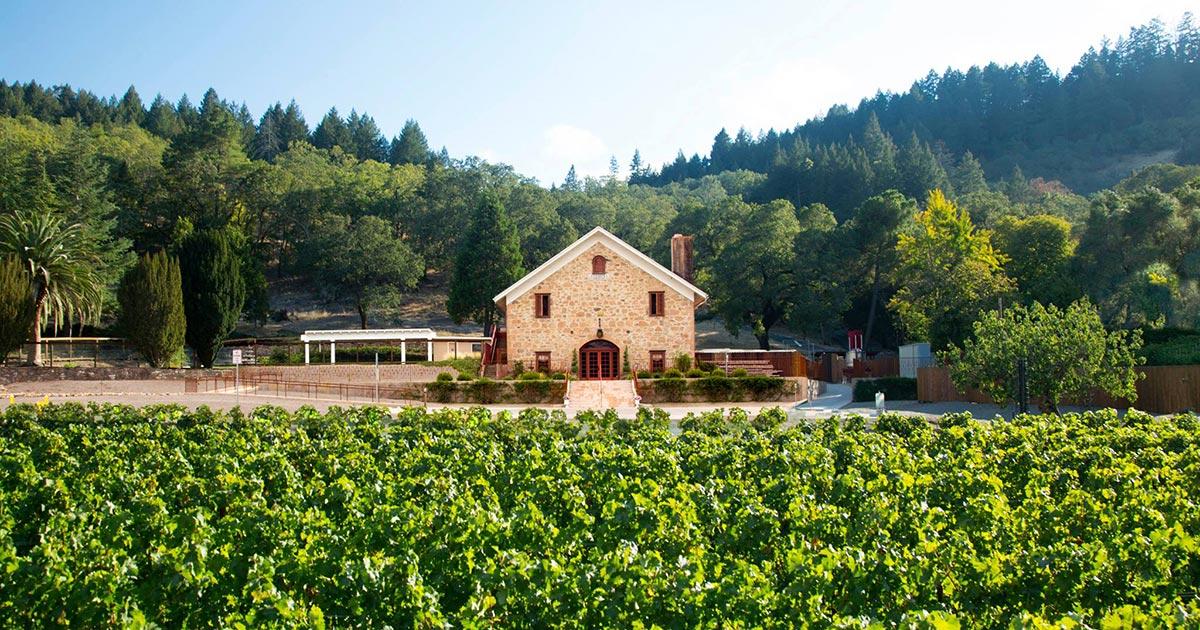 Morlet Wines St Helena Napa Valley