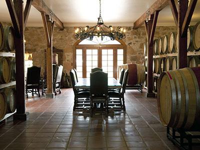 Morlet Vineyards Wine Tasting