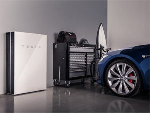 California Blackouts Tesla Powerwall