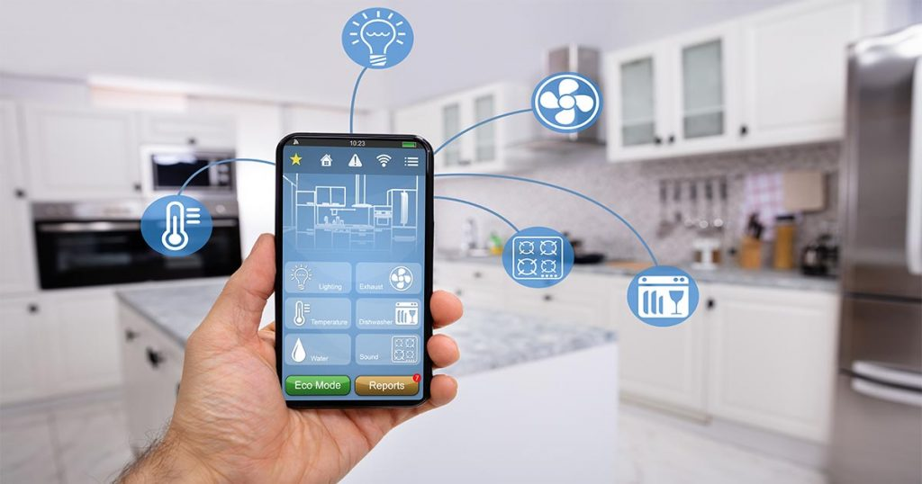 Smart Home Devices For Estates