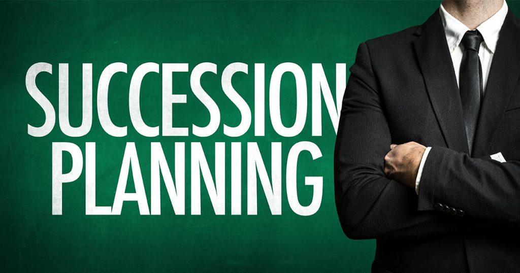 Succession planning Napa Valley