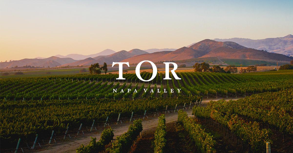 Tor Wines Napa Valley